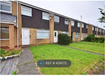 Thumbnail 3 bed terraced house to rent in Tudor Walk, Newcastle Upon Tyne