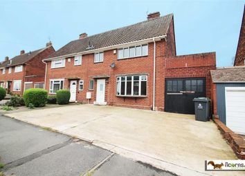 Thumbnail 4 bed semi-detached house for sale in Durham Road, Walsall