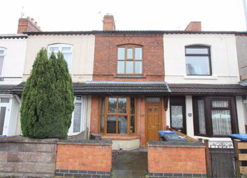 Thumbnail 2 bed terraced house to rent in Station Road, Earl Shilton, Leicester