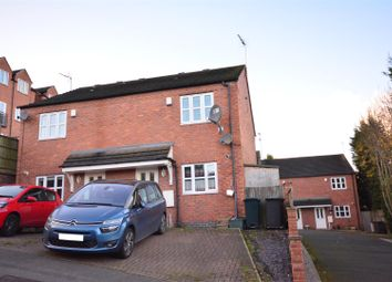 Thumbnail 3 bed end terrace house for sale in Simkin Avenue, Nottingham