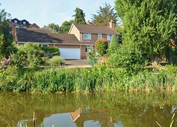 Thumbnail 4 bedroom detached house for sale in Withy Close, Tiverton