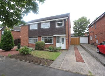 Thumbnail 3 bed semi-detached house to rent in Moffat Close, Darlington