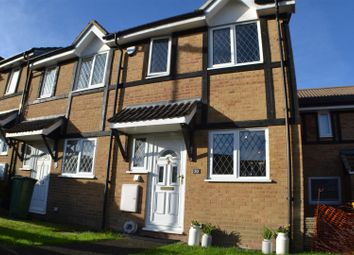 Thumbnail 2 bed terraced house to rent in Warblington Close, Tadley