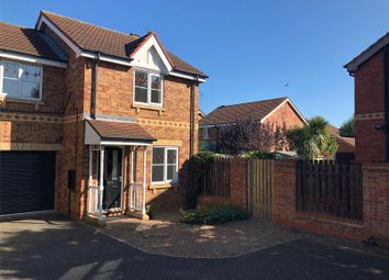 Thumbnail 3 bed semi-detached house for sale in Shuttleworth Close, Rossington, Doncaster