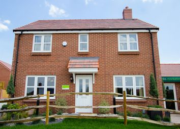 """Thumbnail 4 bed detached house for sale in """"The Chedworth"""" at Arcaro Road, Andover"""