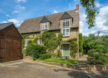 Thumbnail 4 bedroom detached house for sale in Church Street, Wadenhoe
