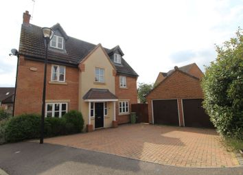 Thumbnail 5 bed detached house for sale in Stonebridge Grove, Milton Keynes