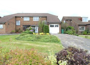 Thumbnail 3 bed semi-detached house to rent in Norman Crescent, Pinner