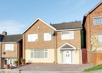 Thumbnail 4 bedroom detached house for sale in Marshall Hill Drive, Mapperley, Nottingham