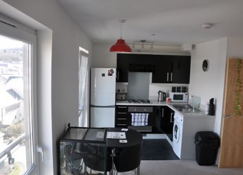 Thumbnail 1 bed flat to rent in Sirius Apartments, Phoebe Road, Copper Quarter, Swansea