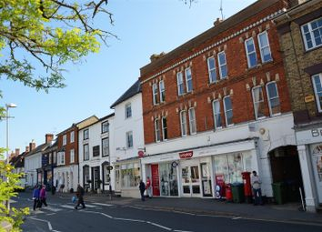 Thumbnail 2 bed flat to rent in High Street, Winslow, Buckingham