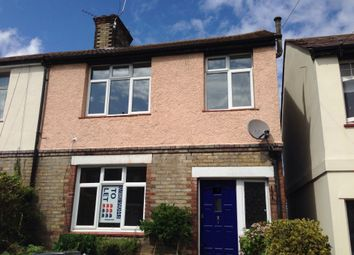 Thumbnail 3 bed semi-detached house to rent in Bishop Road, Chelmsford
