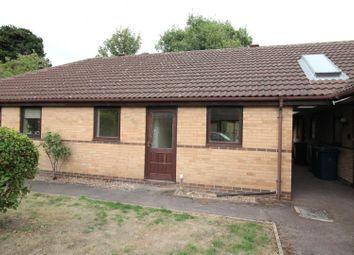 Thumbnail 2 bed semi-detached bungalow for sale in Little Bounds, West Bridgford, Nottingham