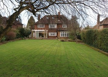 Thumbnail 3 bed detached house for sale in 8, Grange Court Road, Harpenden, Hertfordshire