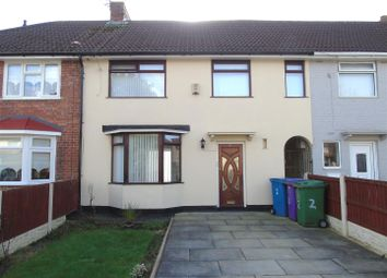 Thumbnail 3 bed town house for sale in Ranworth Close, Walton, Liverpool