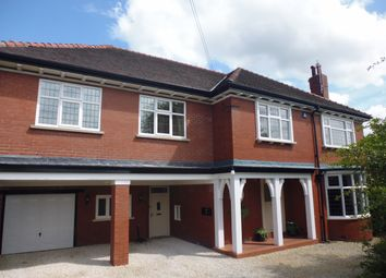 Thumbnail 5 bed detached house for sale in Highfield Road, Hazel Grove, Stockport