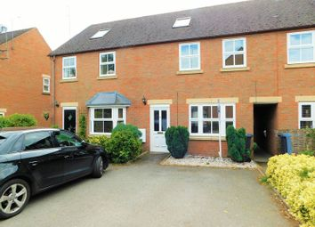 Thumbnail 3 bed terraced house to rent in The Ridings, Brewood, Stafford