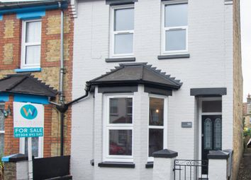 Thumbnail 2 bed end terrace house for sale in Bloomsbury Road, Ramsgate