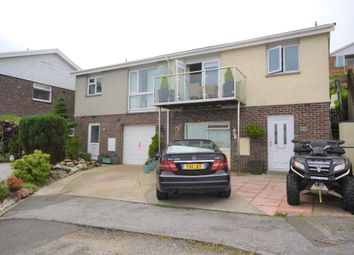 Thumbnail 3 bed semi-detached house for sale in Goonrea, The Downs, West Looe, Cornwall