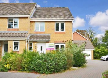 Thumbnail 3 bed semi-detached house for sale in Wagtail Road, Waterlooville, Hampshire