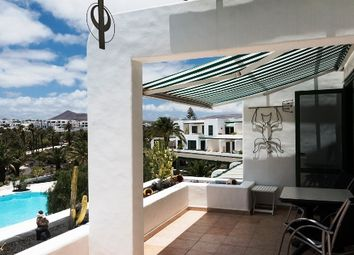 Thumbnail Apartment for sale in Las Cucharas, Lanzarote, Canary Islands, Spain