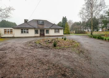 Thumbnail 4 bed detached bungalow for sale in Coroville, Cherry Corner, Lymm