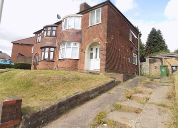 Thumbnail 3 bed semi-detached house to rent in Summerfield Road, Dudley