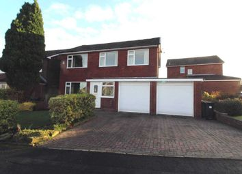 Thumbnail 4 bed detached house for sale in Lomond Place, Bolton
