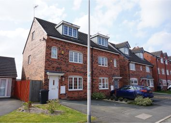 Thumbnail 4 bed town house for sale in Langley Beck, Widnes