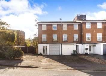 Thumbnail 4 bed end terrace house for sale in Waters Drive, Staines Upon Thames, Middlesex