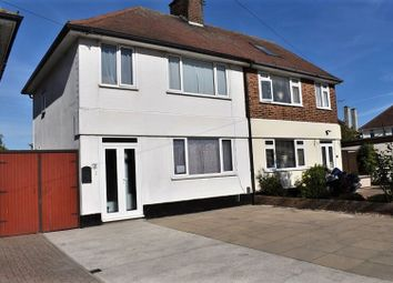 Thumbnail 3 bed semi-detached house for sale in Antrim Road, Southend-On-Sea