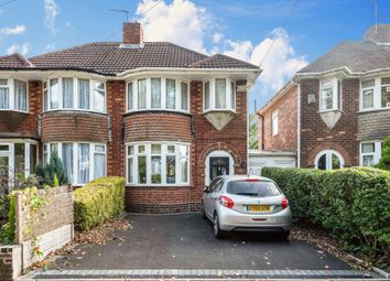 Thumbnail 3 bed semi-detached house for sale in Clay Lane, Yardley, Birmingham