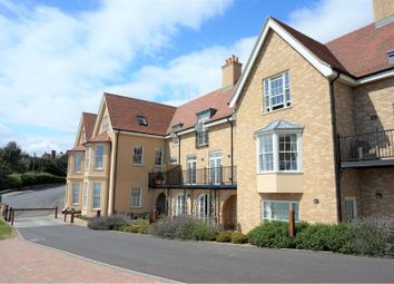 Thumbnail 3 bed flat for sale in Undercliff Road East, Felixstowe