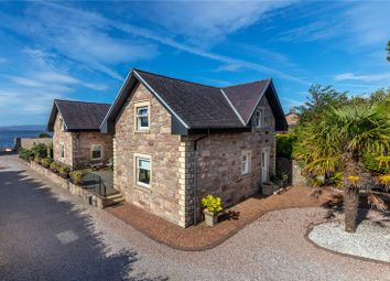 Thumbnail 4 bed property for sale in Rockfort, The Gate House, 154 East Clyde Street, Helensburgh