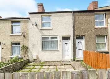 Thumbnail 2 bed terraced house to rent in Ravenside Terrace, Chopwell, Newcastle Upon Tyne