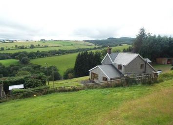Thumbnail 5 bed detached house for sale in Clocaenog, Ruthin, Denbighshire