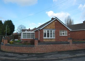 Thumbnail 2 bed detached bungalow for sale in Sperry Close, Selston