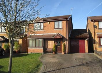 Thumbnail 4 bed detached house for sale in Brackenfield Drive, Giltbrook, Nottingham