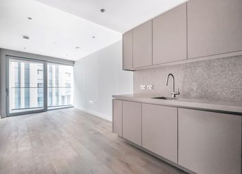 Thumbnail 1 bed flat to rent in No.5, Upper Riverside, Cutter Lane, Greenwich Peninsula