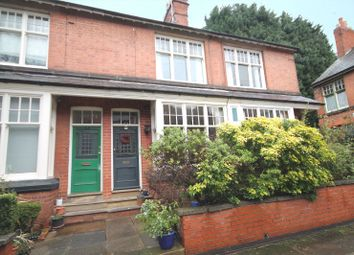 Thumbnail 3 bedroom terraced house for sale in Victoria Avenue, Off London Road, Leicester