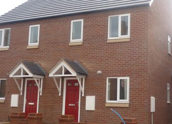 Thumbnail 2 bedroom semi-detached house to rent in Revival Street, Walsall