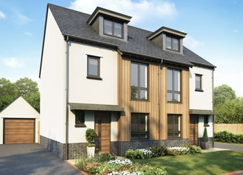 Thumbnail 5 bedroom semi-detached house for sale in Plots - 52 & 53The Charlecote, Frenchay Park, Off Bristol Road, Bristol