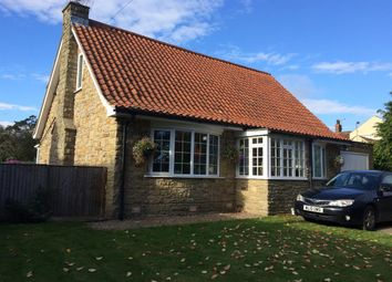 Thumbnail 4 bed bungalow for sale in Hungate, Brompton-By-Sawdon, Scarborough