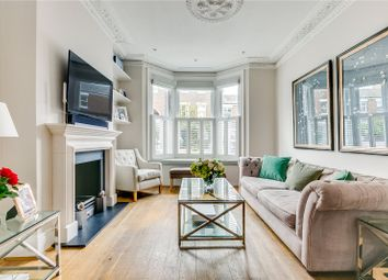 Thumbnail 4 bedroom terraced house for sale in Munster Road, London