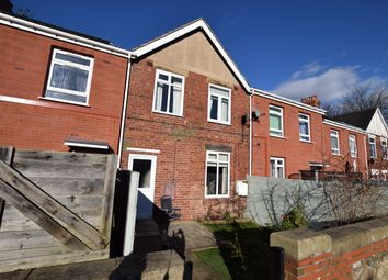 Thumbnail 3 bed terraced house to rent in Coppice Road, Highfields, Doncaster, South Yorkshire