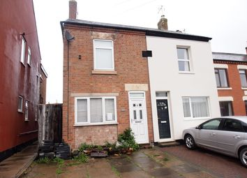 Thumbnail 2 bed semi-detached house for sale in Kilby Road, Fleckney, Leicester