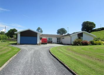 Thumbnail 4 bed detached bungalow for sale in Kyngadle Farm, Laugharne, Carmarthen