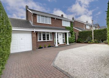 4 bed detached house for sale in Main Street, Wilberfoss, York YO41