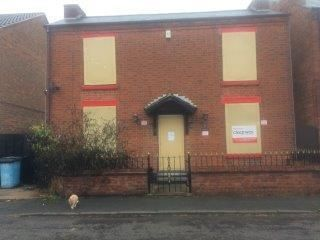 Thumbnail 3 bedroom detached house for sale in Sandford Avenue, Long Eaton, Nottingham