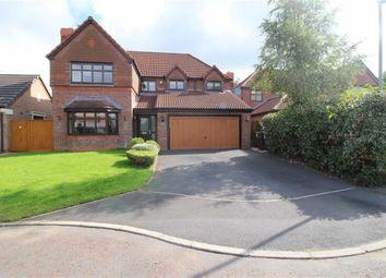 Thumbnail 4 bed detached house for sale in Carbis Avenue, Grimsargh, Preston